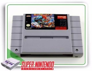 Street Fighter 2 Original Snes Super Nintendo