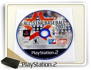 All-star Baseball 2002 Original Playstation 2 Ps2