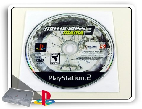 Motocross Mania 3  Original Playstation 2 Ps2