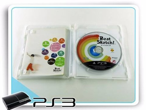 Beat Sketch Jap Original Playstation 3 PS3 - comprar online