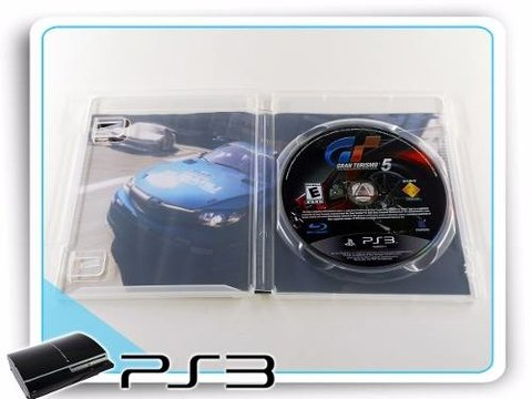 Gran Turismo 5 Original Playstation 3 PS3 na internet