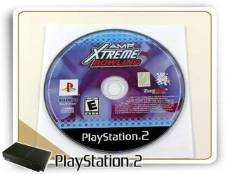 Amf Xtreme Bowling Original Playstation 2 Ps2