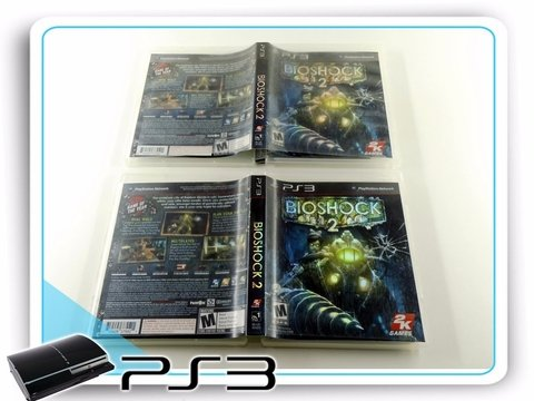Bioshock 2 Original Playstation 3 Ps3 na internet