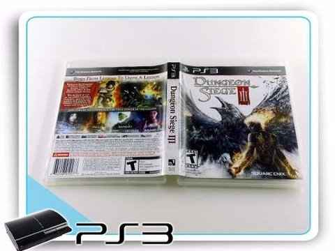Dungeon Siege 3 Original Playstation 3 PS3 - comprar online
