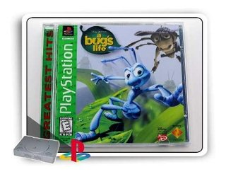 A Bugs Life Original Playstation 1 Ps1