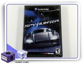 Spy Hunter Original Nintendo Gamecube