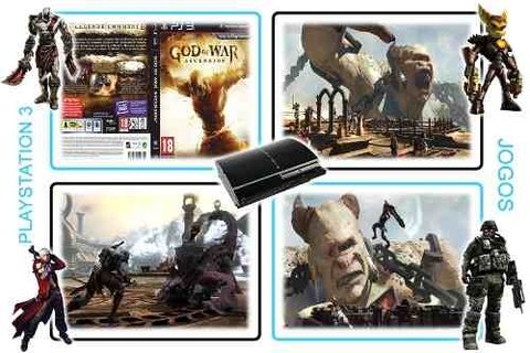 God Of War Ascension Original Playstation 3 Ps3 - Radugui Store