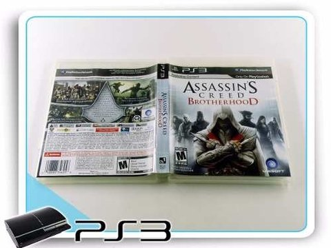 Assassins Creed Brotherhood Original Playstation 3 PS3 - comprar online