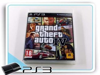Gta 4 Ps3 Original Playstation 3