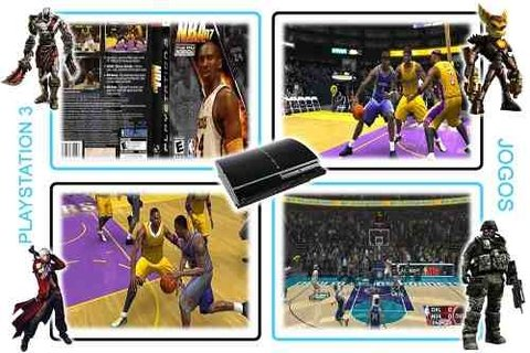 Nba 07 Original Playstation 3 PS3 - loja online