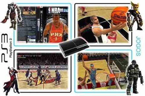 Nba 08 Original Playstation 3 PS3 - Radugui Store