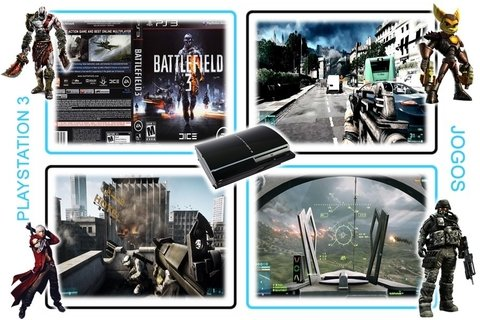 Battlefield 3 Original Playstation 3 PS3 - Radugui Store