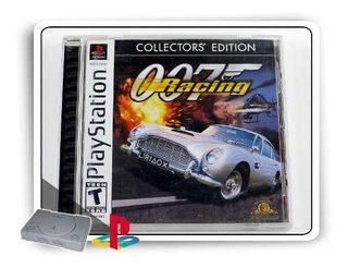 007 Racing Original Playstation 1 Ps1