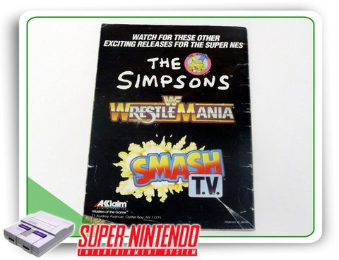 Manual Populous Original Super Nintendo Snes - comprar online
