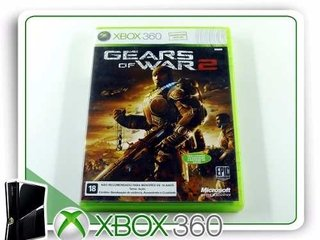 X360 Gears Of War 2 Original Xbox 360
