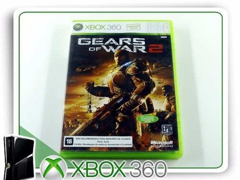 Gears Of War 2 Original Xbox 360