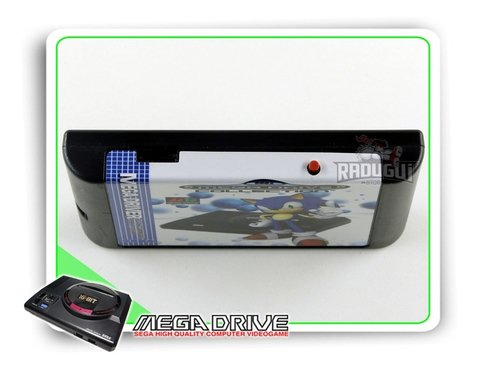 Cartucho Everdrive China Version Para Mega Drive + 8gb na internet