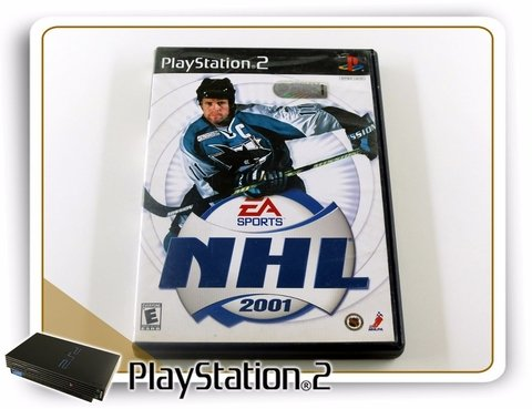 Nhl 2001 Original Playstation 2 PS2