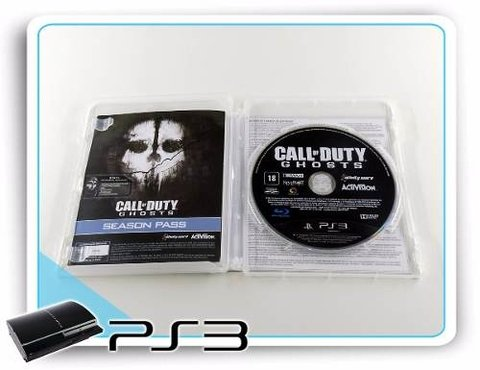 Call Of Duty Ghosts Original Playstation 3 PS3 - comprar online