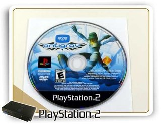 Antigrav Original Playstation 2 Ps2