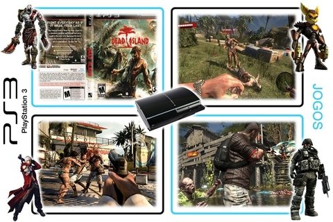 Dead Island Original Playstation 3 PS3 - Radugui Store