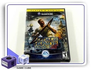 Medal Of Honor Rising Sun Original Nintendo Gamecube