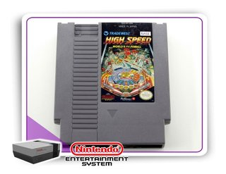 High Speed Original Nintendinho Nes 8-bits