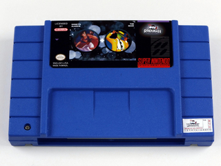 Cartucho 2 Em 1 - Aladdin E The Mask Super Nintendo Snes
