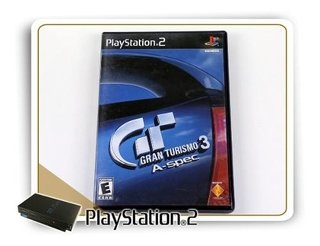 Gran Turismo 3 A-spec Original Playstation 2 Ps2
