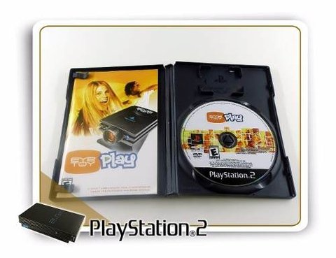 Eye Toy Play Original Playstation 2 PS2 na internet
