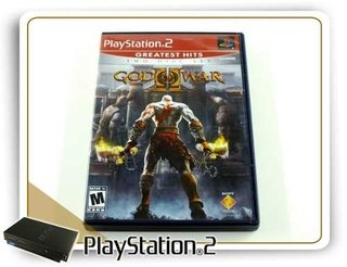 God Of War 2 Original Ps2 Playstation 2