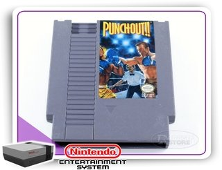 Punch-out Original Nintendinho Nes