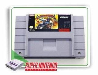 Sunset Riders Original Super Nintendo - Snes