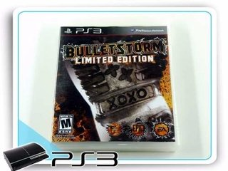Bullet Storm Limited Edition Original Playstation 3 PS3
