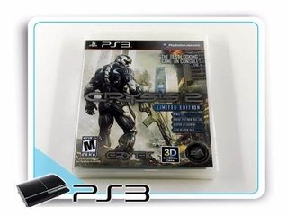 Crysis 2 Original Playstation 3 Limited Edition PS3