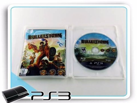 Bullet Storm Limited Edition Original Playstation 3 PS3 - comprar online