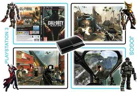 Call Of Duty Black Ops Original Playstation 3 PS3 - loja online