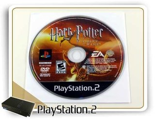 Harry Potter And The Goblet Of Fire Original Playstation 2