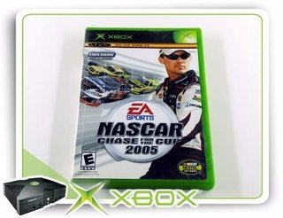 Nascar Chase For The Cup 2005 Orig. Xbox Clássico Ntsc