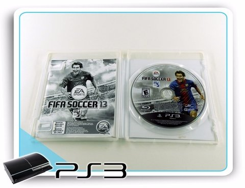 Fifa 13 Original Playstation 3 Ps3 na internet