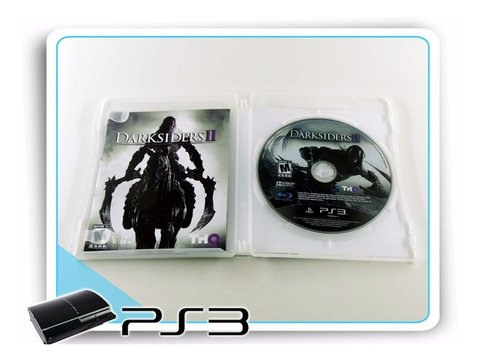Darksiders 2 Original Playstation 3 PS3 Limited Edition - comprar online