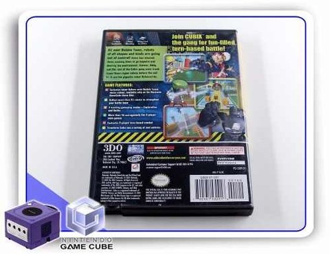 Cubix Robots For Everyone Shodown Original Gamecube Gc - comprar online