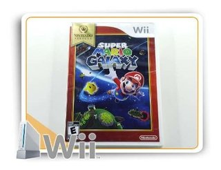 Super Mario Galaxy Original Nintendo Wii