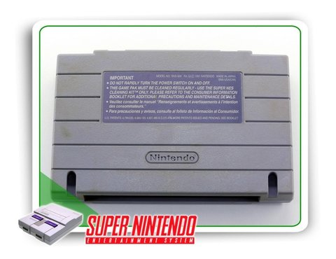 King Of Monsters Original Super Nintendo Snes - comprar online