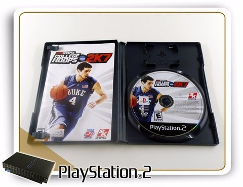 College Hoops Ncaa 2k7 Original Playstation 2 PS2 - comprar online