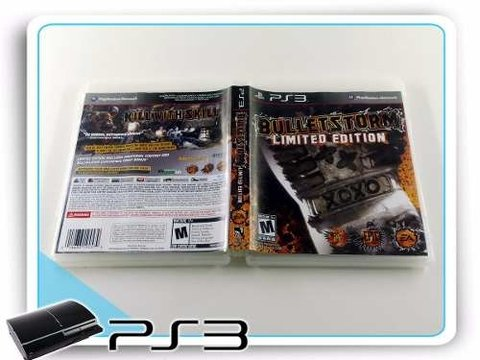 Bullet Storm Limited Edition Original Playstation 3 PS3 na internet