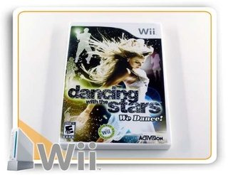 Dancing With The Stars We Dance Original Nintendo Wii