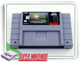 Revolution X Original Snes Super Nintendo