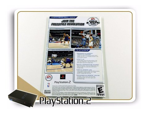 Manual Madden Nfl 2004 Original Playstation 2 PS2 - comprar online