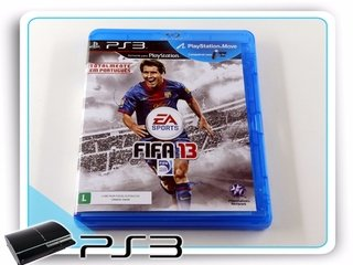 Fifa 13 Original Ps3 Playstation 3